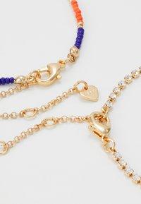 ALDO - EDENAWET 3 PACK - Bracelet - bright multi on gold-coloured - 3