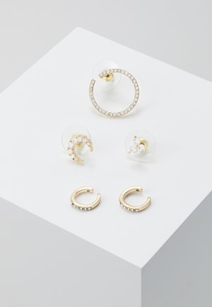 RAENGWEN  3 PACK - Earrings - gold-coloured