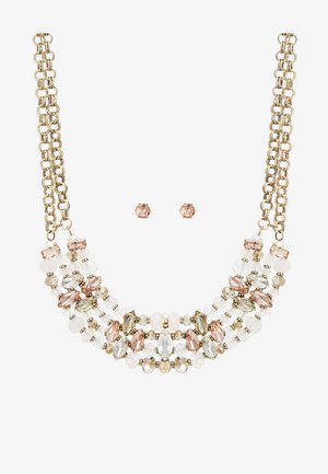 HALOWAII SET - Collana - light pink