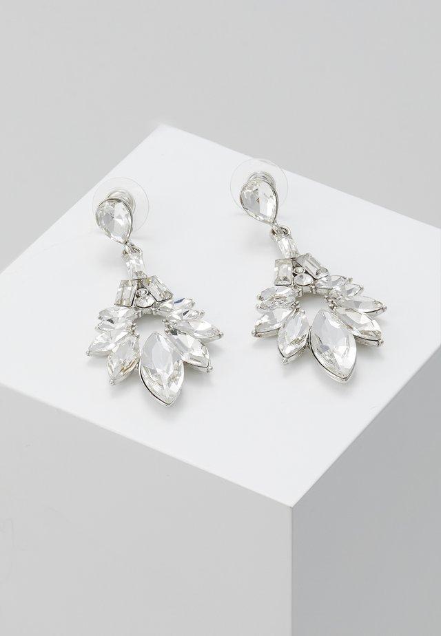 RHAEWIA - Boucles d'oreilles - silver-coloured