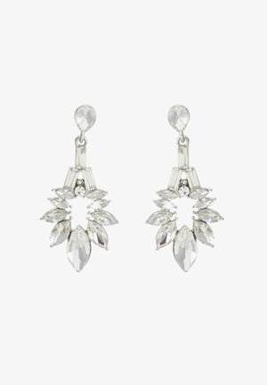 RHAEWIA - Boucles d'oreilles - silver-coloured