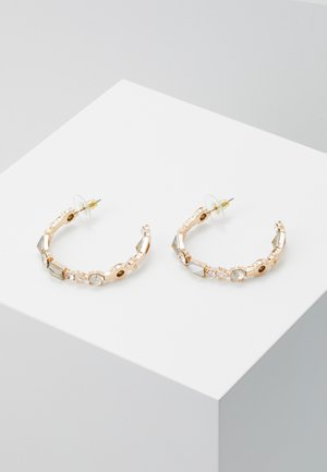 OLERANNA - Earrings - champagne