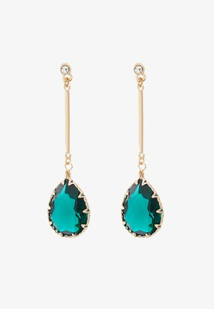 CARES - Earrings - medium green