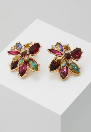 LANAME - Earrings - bordo