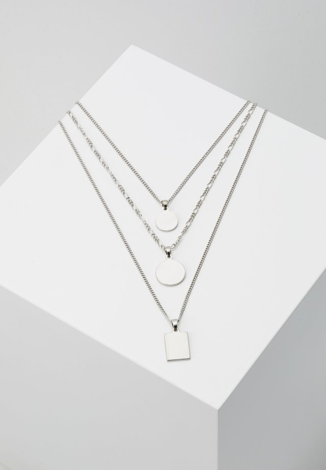MIRYRIA - Necklace - silver-coloured
