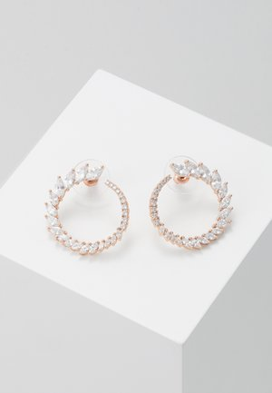 DILLYRA - Earrings - rose gold-coloured