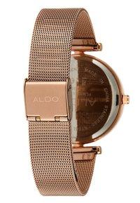 ALDO - WONIA - Klocka - rose gold-coloured - 2