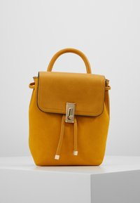 ALDO - PRELIN - Ryggsäck - dark yellow - 0