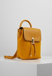 ALDO - PRELIN - Ryggsäck - dark yellow - 3