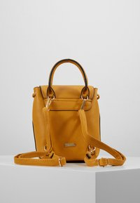 ALDO - PRELIN - Ryggsäck - dark yellow - 2