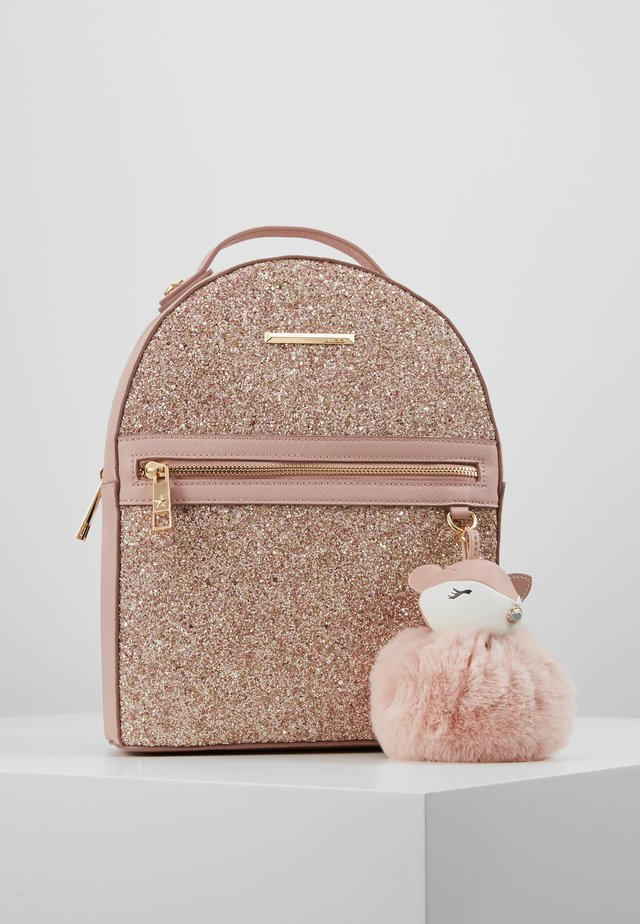 HAALESA - Mochila - rose dust/gold