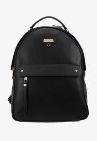 ALDO - ELESEY - Reppu - jet black/gold-coloured - 6