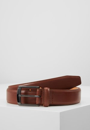 FAREWETH - Belt - cognac