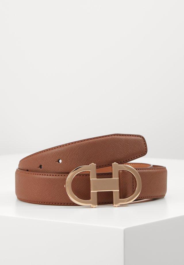 GORLENKO - Belt - light tan
