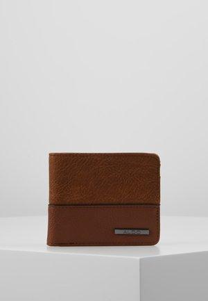 AISSA - Wallet - cognac