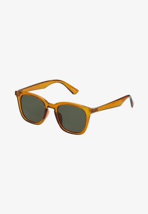 ESKY - Lunettes de soleil - crystal rust/green mono