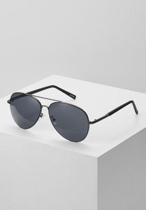 POTOROO - Sunglasses - gunmetal/matte black/smoke mono