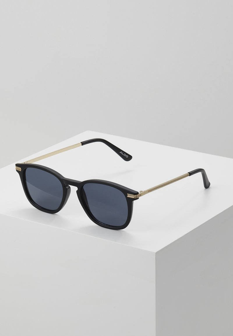 ALDO - COLLANUS - Lunettes de soleil - black/gold-coloured