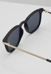 ALDO - COLLANUS - Lunettes de soleil - black/gold-coloured - 2