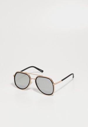 ESSIO - Sunglasses - metallic grey