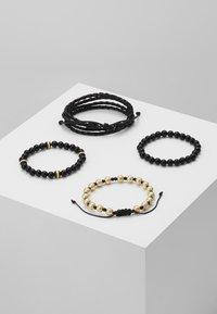 ALDO - YBAWIEN SET - Armband - black - 2