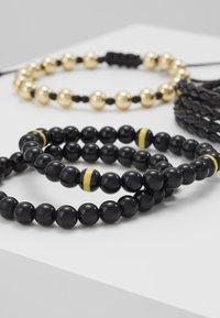 ALDO - YBAWIEN SET - Armband - black - 4