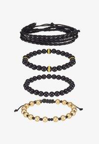 ALDO - YBAWIEN SET - Armband - black - 3