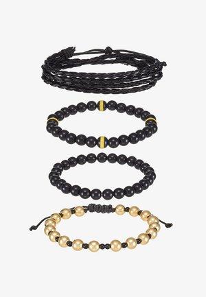 YBAWIEN SET - Bracelet - black