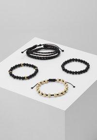 ALDO - YBAWIEN SET - Armband - black - 0