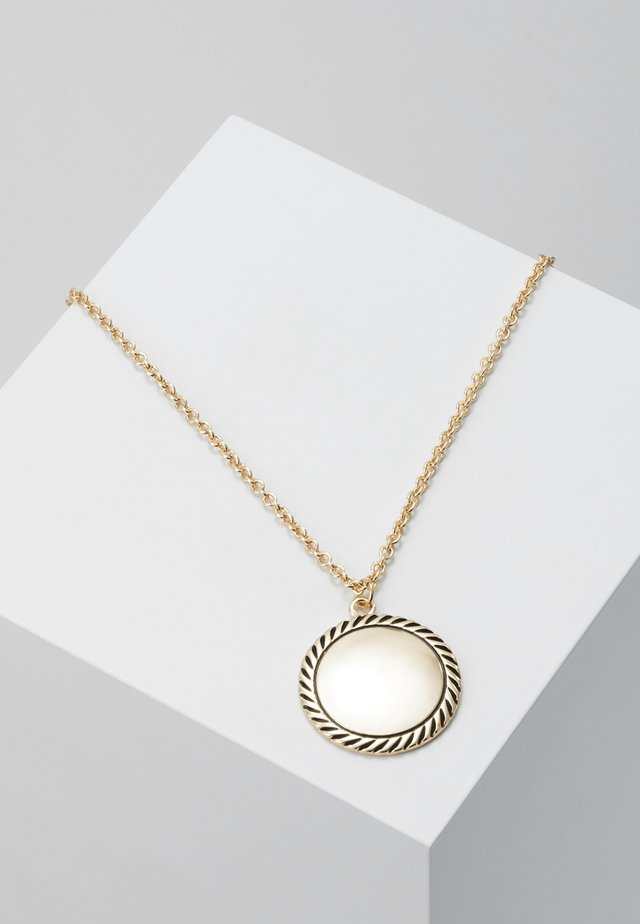ADOLFUS - Collar - antique gold-coloured