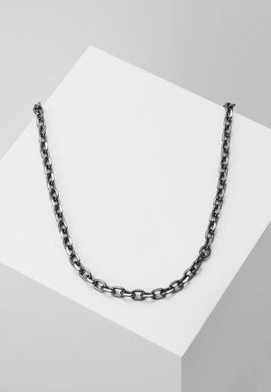 BEISWEN - Necklace - gunmetal