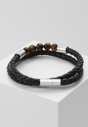 SCOTUI - Armband - black/brown
