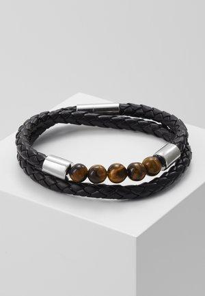 SCOTUI - Náramek - black/brown
