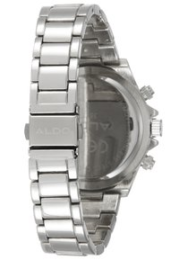 ALDO - KARLONING - Montre - silver-coloured/black - 1
