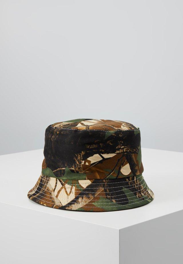 KIBERLAIN - Hat - khaki multi/black combo