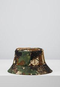 ALDO - KIBERLAIN - Hat - khaki multi/black combo - 4