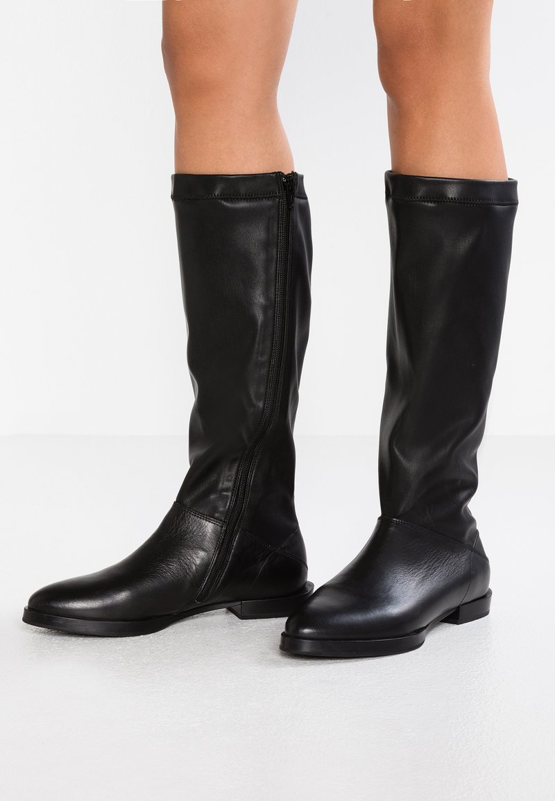 another project - Boots - black
