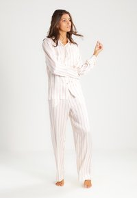 ASCENO - Pyjamasöverdel - blush - 1