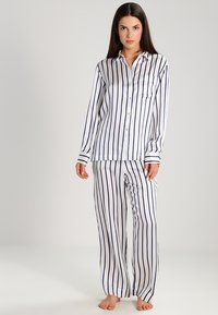 ASCENO - Pyjama bottoms - navy - 1