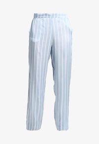 ASCENO - Pyjama bottoms - sky stripe - 4