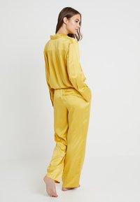 ASCENO - BOTTOM - Pantaloni del pigiama - moroccan sun - 2