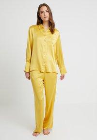 ASCENO - BOTTOM - Pantaloni del pigiama - moroccan sun - 1