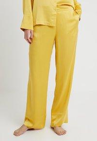 ASCENO - BOTTOM - Pantaloni del pigiama - moroccan sun - 0