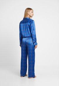 ASCENO - BOTTOM - Pantaloni del pigiama - cobalt/multi - 2