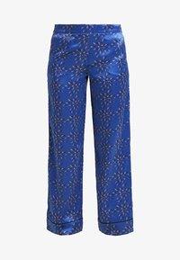 ASCENO - BOTTOM - Pantaloni del pigiama - cobalt/multi - 4