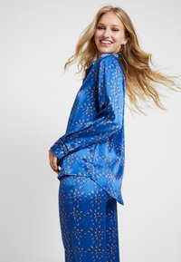 ASCENO - BOTTOM - Pantaloni del pigiama - cobalt/multi - 3