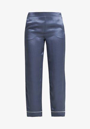 BOTTOM - Pyjamasbyxor - blue/black