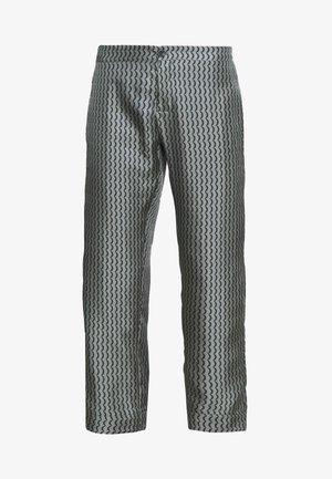 THE ANTIBES - Pantaloni del pigiama - agave wave