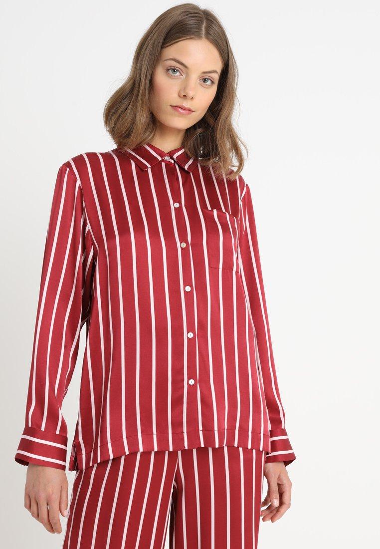 ASCENO - Nattøj trøjer - berry