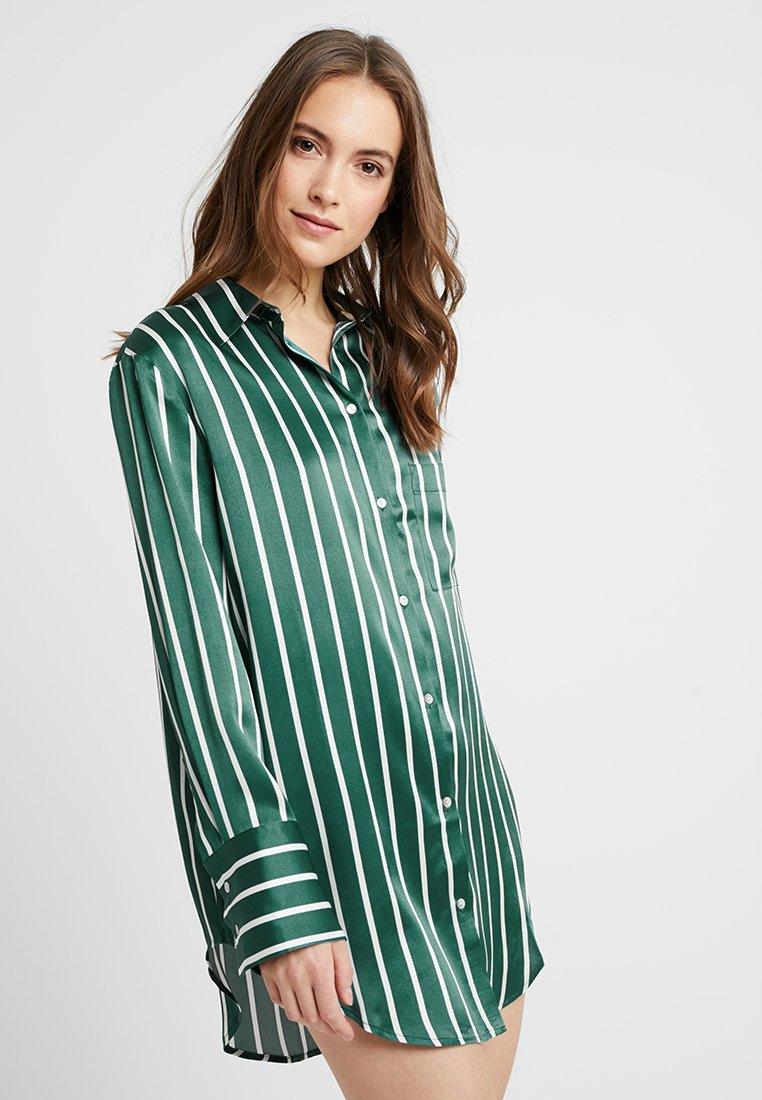 ASCENO - SLEEP - Camicia da notte - bottle green